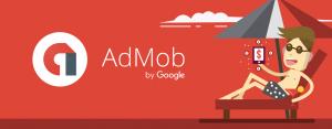 Реклама в приложении AdMod