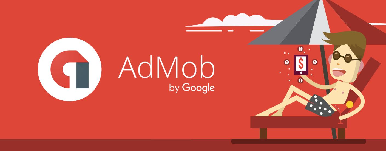 Монетизация приложений Admob от Google